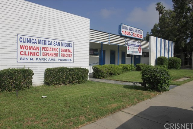 825 N Park Avenue, Pomona, CA 91768