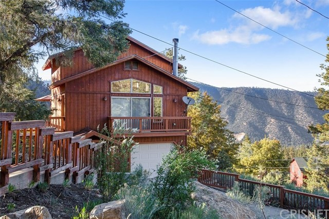 1521 Banff Drive, Pine Mtn Club, CA 93280