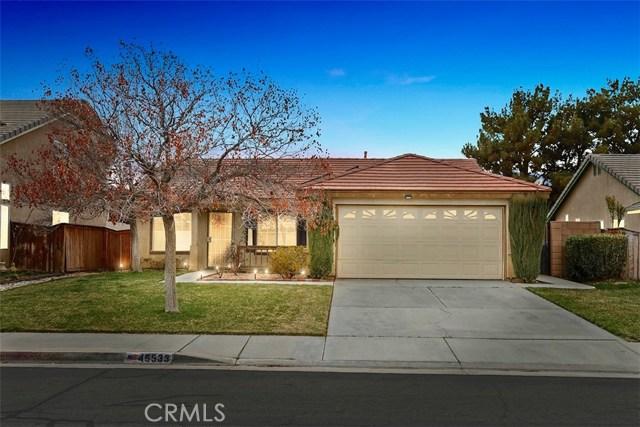 45533 Barrymore Avenue, Lancaster, CA 93534
