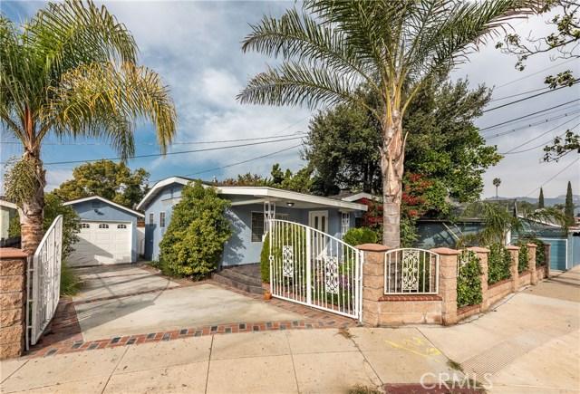4851 La Roda Avenue, Eagle Rock, CA 90041