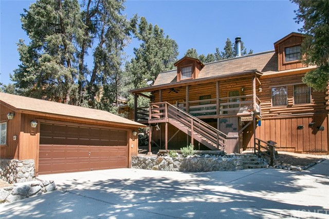 16417 Grizzly Drive, Pine Mtn Club, CA 93222