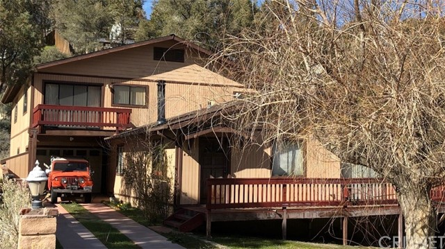 4321 Logan Trail, Frazier Park, CA 93225