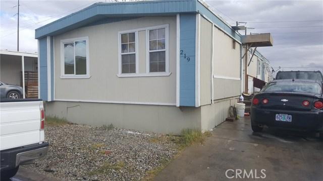 6601 Eucalyptus 219, Bakersfield, CA 93306