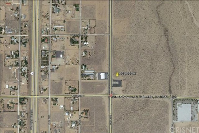 0 Vac/10th West/Vic Avenue O Street, Palmdale, CA 93550