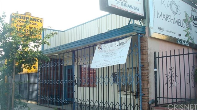13079 Van Nuys Boulevard, Pacoima, CA 91331