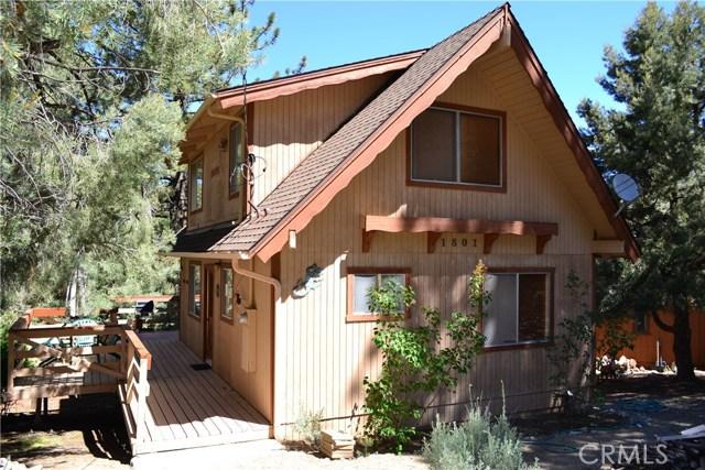 1801 Poplar Way, Pine Mtn Club, CA 93222