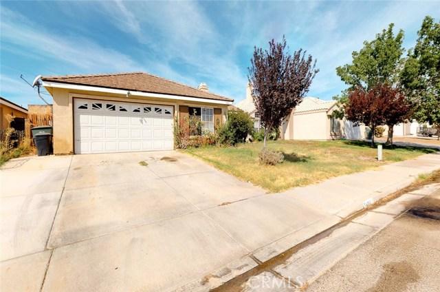 3401 Huron Drive, Rosamond, CA 93560
