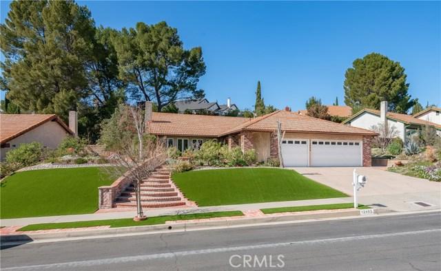 12465 Nugent Drive, Granada Hills, CA 91344