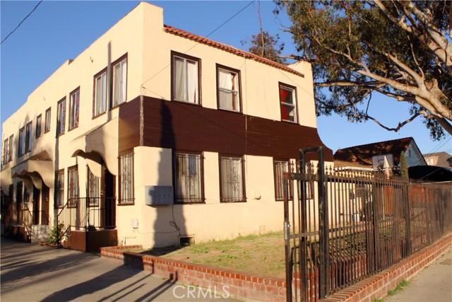 1537 E 33rd Street, Los Angeles, CA 90011