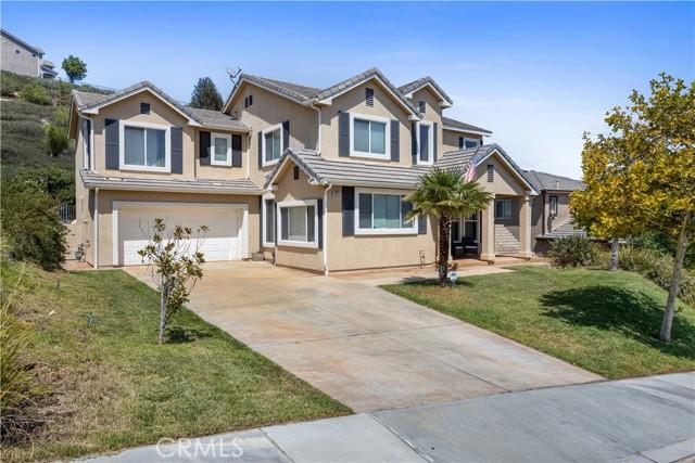 19015 Saddleback Ridge Road, Canyon Country, CA 91351