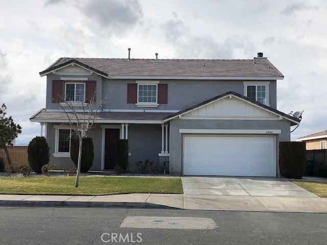42943 Carpenter Drive, Lancaster, CA 93535