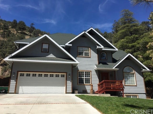 305 Pine Canyon Drive, Frazier Park, CA 93225