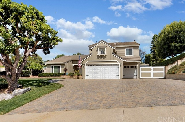 243 Trickling Brook Court, Simi Valley, CA 93065