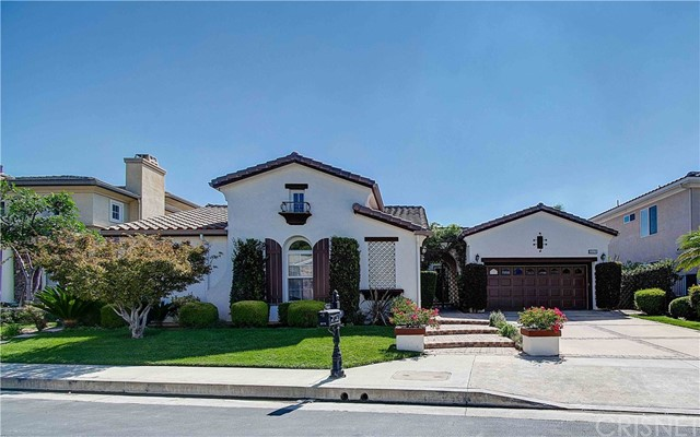 20176 Via Galileo, Porter Ranch, CA 91326