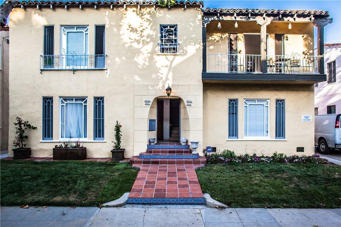 204 S Rexford Drive, Beverly Hills, CA 90212