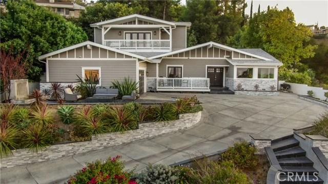 15714 Castlewoods Drive, Sherman Oaks, CA 91403