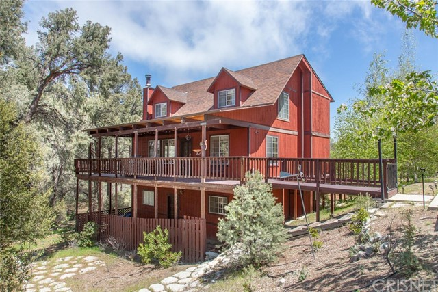14521 Voltaire Drive, Pine Mtn Club, CA 93222
