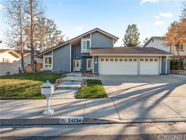 24234 Vista Ridge Drive, Valencia, CA 91355