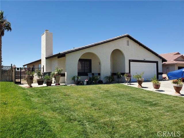 2084 Natalie Drive, Rosamond, CA 93560