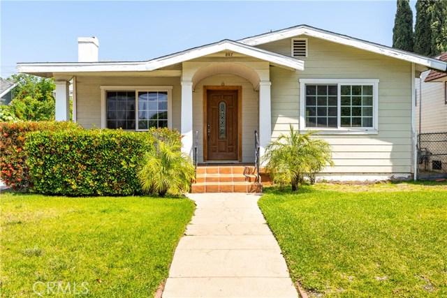 807 E Elk Avenue, Glendale, CA 91205
