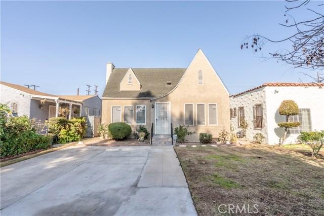 1921 W 64th St, Los Angeles, CA 90047