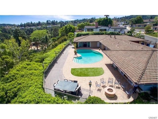 3906 Westfall Drive, Encino, CA 91436