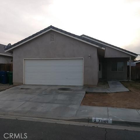 21199 Conklin Boulevard, California City, CA 93505