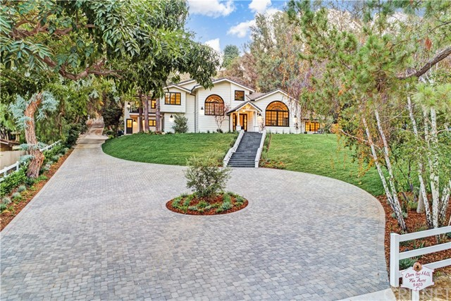 5403 Jed Smith Road, Hidden Hills, CA 91302