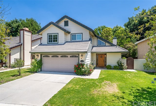 522 Park Springs Court, Oak Park, CA 91377