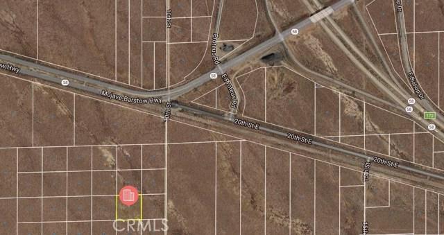 0 Highway 58, Mojave, CA 93501