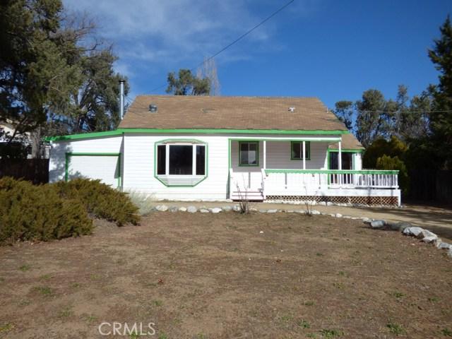 1004 Coldwater Drive, Frazier Park, CA 93225