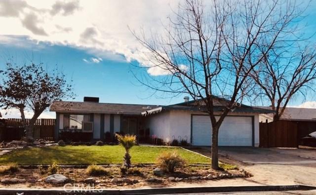 10681 Applewood Drive, California City, CA 93505