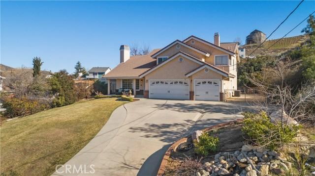 42818 Whetstone Road, Lake Hughes, CA 93532