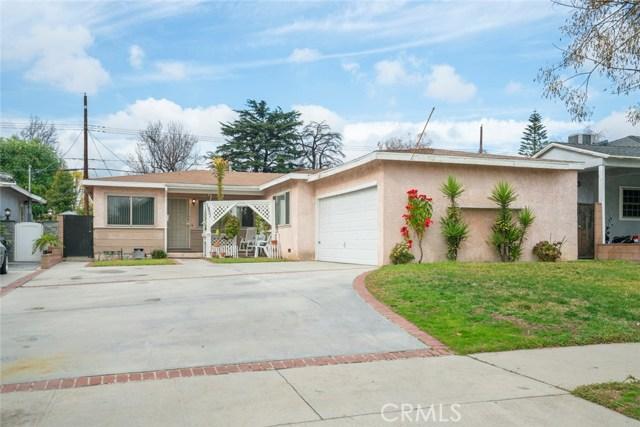 1831 N Pass Avenue, Burbank, CA 91505