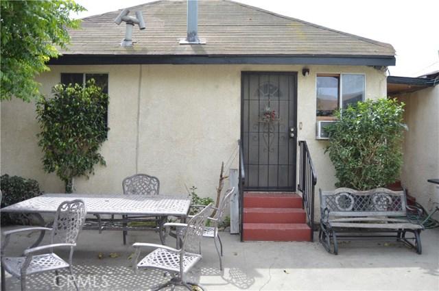 8126 Crockett Boulevard, Los Angeles, CA 90001