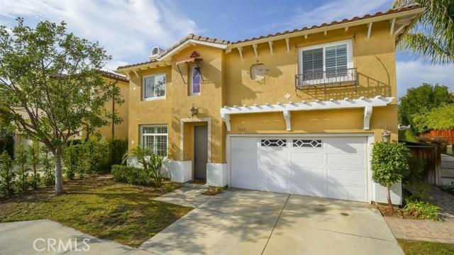 7653 Balasiano Avenue, West Hills, CA 91304