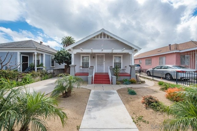2281 Irving, San Diego, CA 92113