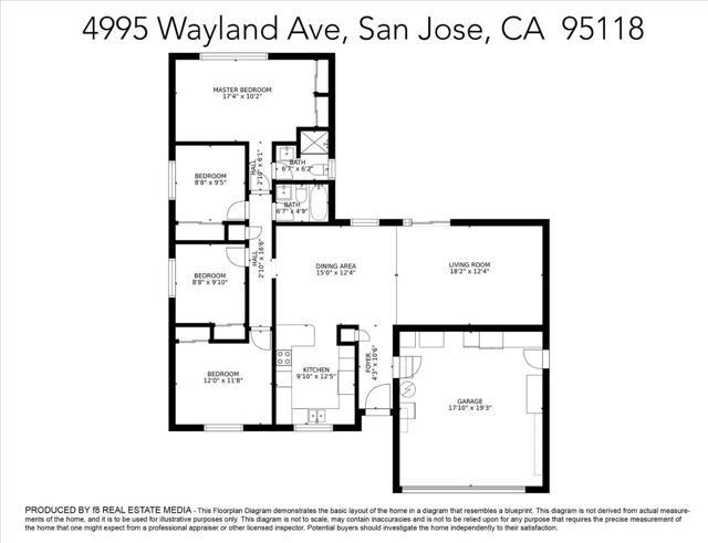 49. 4995 Wayland Avenue San Jose, CA 95118