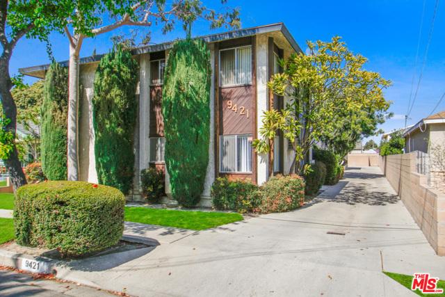 9421 Harvard Street, Bellflower, California 90706, ,Residential Income,For Sale,Harvard,21759158