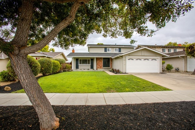 1104 Del Cambre Drive, San Jose, CA 95129