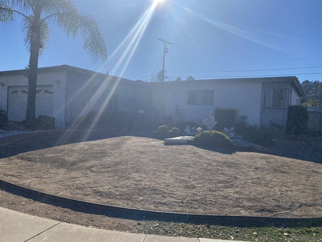 595 Downer Ave, El Cajon, California 92020, 4 Bedrooms Bedrooms, ,2 BathroomsBathrooms,Single Family Residence,For Sale,Downer Ave,200054970