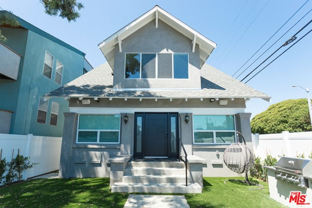 Calling all investors or owner occupiers looking for someone else to help pay your mortgage. A brand new custom modern home steps from the world-famous Venice Beach, all units delivered vacant. This restored craftsman home only one-half block to the beach on a beautiful walk street! Main structure offers 3 bed & 3.5 bath, with an attached studio unit. Garage is de-attached with bonus room on the second story. This listing provides flexibility to either live in as an owner-user or rent out part/all of the units. Delivered vacant.  A great opportunity for both investment or single-family home buyers! Moments away from Abbot Kinney, Main Street, and the sand on one of the best Walk-streets in Venice.