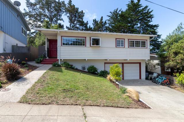 1030 Granada Drive, Pacifica, CA 94044