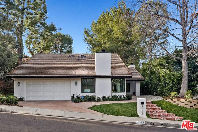 2723 BASIL Lane, Los Angeles, CA 90077
