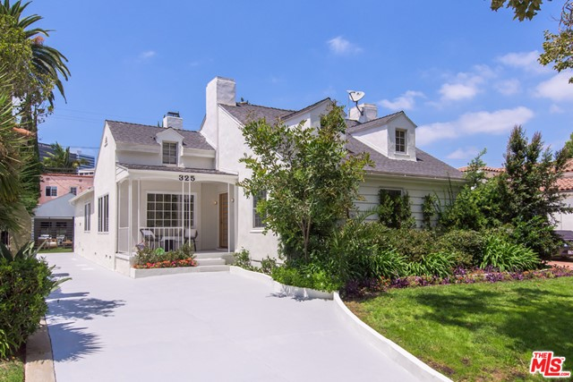 325 S Linden Drive, Beverly Hills, CA 90212