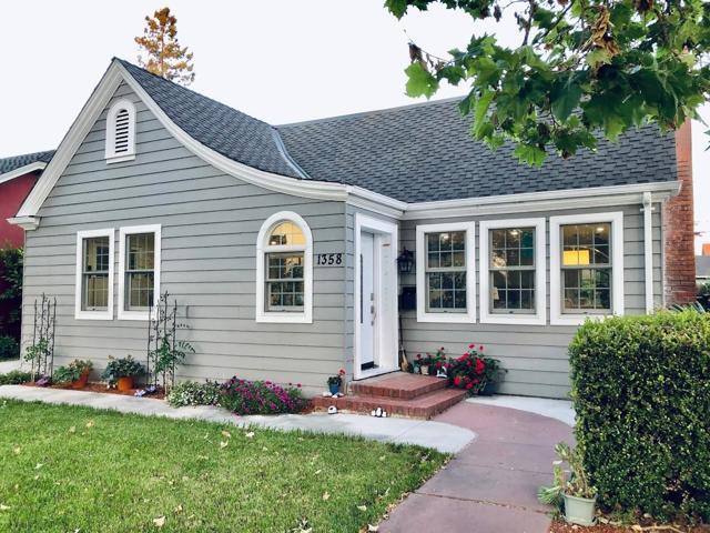1358 Hanchett Avenue, San Jose, CA 95126