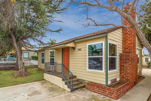 4451 Mentone St., San Diego, CA 92107