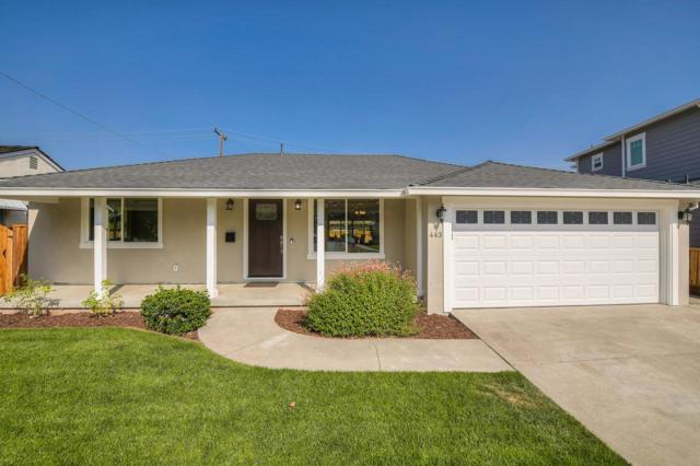 443 Juanita Drive, Santa Clara, CA 95050
