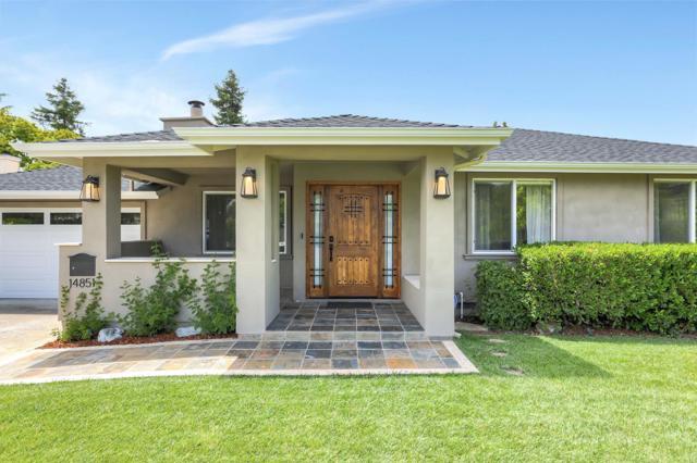 14851 Elton Drive, San Jose, CA 95124