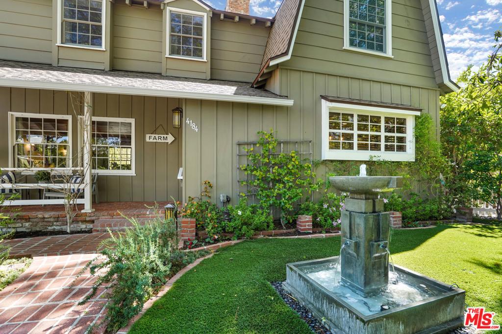 4184     Dixie Canyon Avenue, Sherman Oaks CA 91423